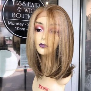 Blonde bob wig free Part 12 in Long 2019 hairstyle